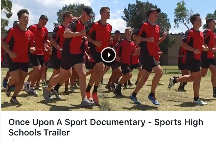 Walk Different is proud to be part of the 'Once Upon a Sport: Where sport begins' documentary which will air on Fox Sports on Monday 1st and Monday 8th May! The documentary gives insight into NSW Sports High Schools and the ways students are supported in their sporting journeys.  For a preview check out: http://vimeo.com/204838552