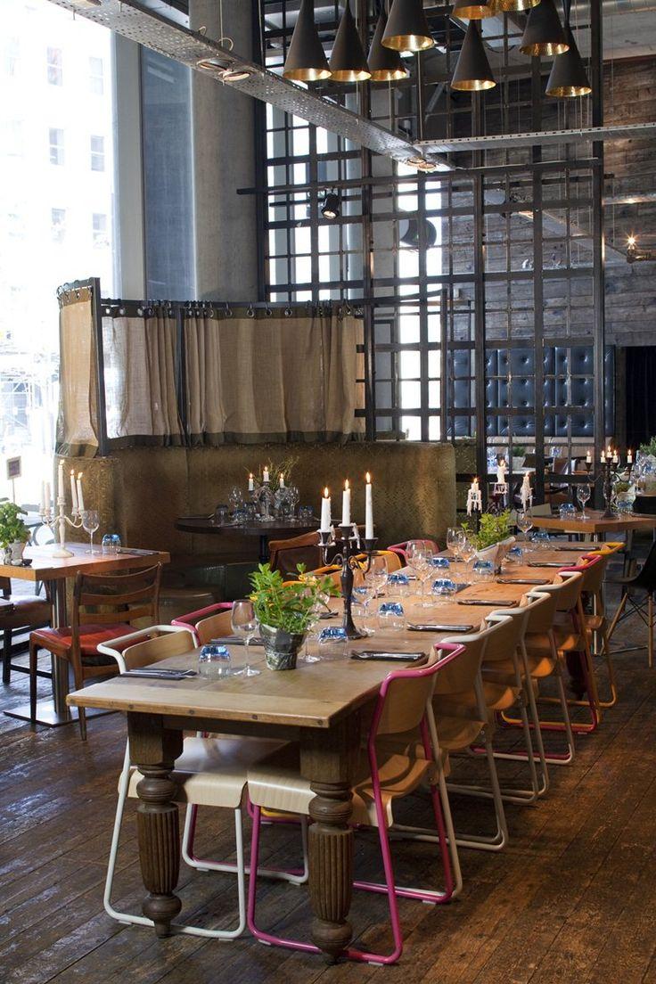 the refinery  London  2011   Fusion Design and Architecture. Best 25  Fusion design ideas on Pinterest   Restaurant design  Bar