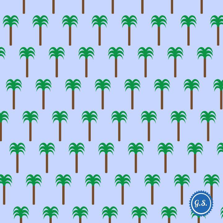 Phoenix tree Pattern giannissofianakos.tumblr.com #pattern #graphic_design
