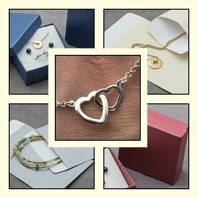 beautifully packaged silver pendants are ideal for a gift for someone special