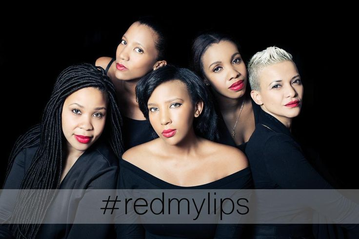 The @AfricanStar08 girls! Thanks for being a part of my series, and participating in an amazing cause! #redmylips  #girls #power #action #stand #wearenovictims