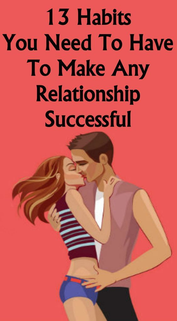 how to make a relationship successful and healthy