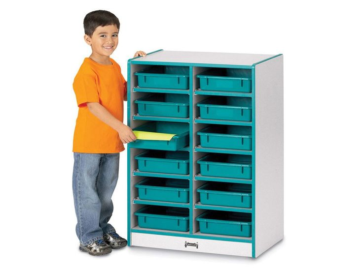 Paper-Tray 12 Compartment Cubby