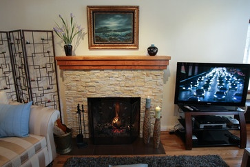 17 Best Images About Fireplace Mantels On Pinterest