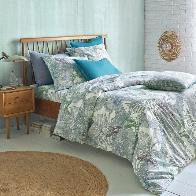 housse de couette imprim e hindura couette imprim e la redoute interieurs et housses de couette. Black Bedroom Furniture Sets. Home Design Ideas