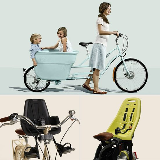 how to choose a baby bike seat