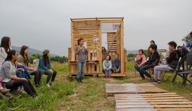 Kaitak research and development for visual art- social pratice