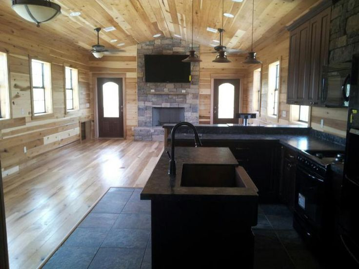 Best Sweet Cabin Living Barndominium Images Pinterest Cottage For The Home And
