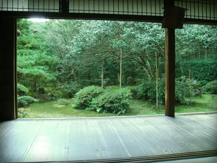 Kocho Wabisuke. Jizo-in Temple