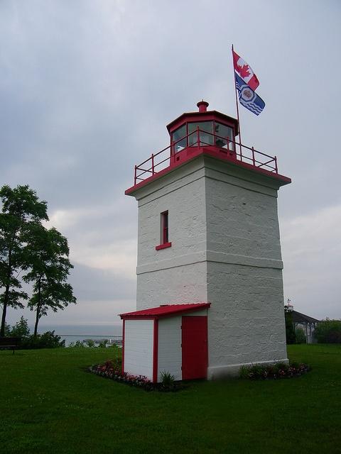 Goderich, Ontario! Lighthouse Park <3