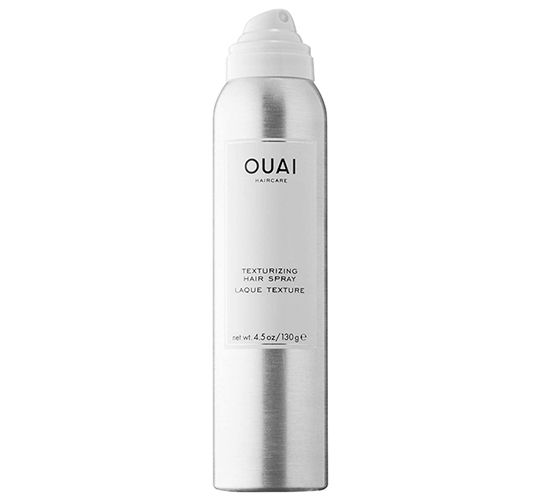 OUAI Texturizing Hair Spray Is the Best Thing to Ever Happen to Hair | StyleCaster