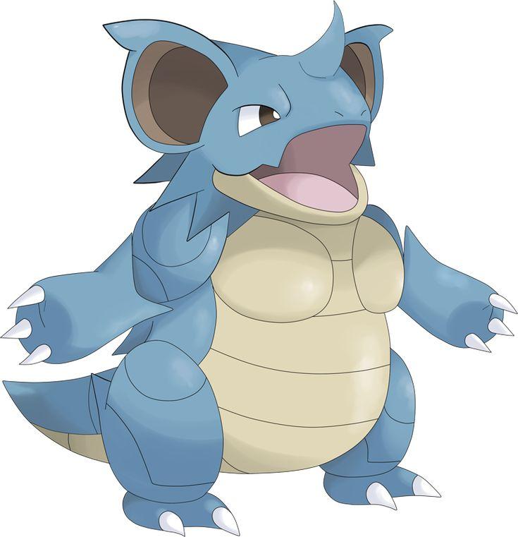 ID: 8031 Pokémon Mega-Nidoqueen www.pokemonpets.com - Online RPG Pokémon Game