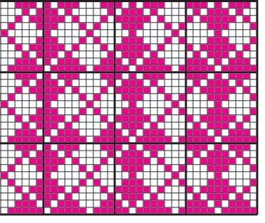 tapestry crochet Charts Crochet Inspiration   Karla's Making It   www.karlasmakingit.com