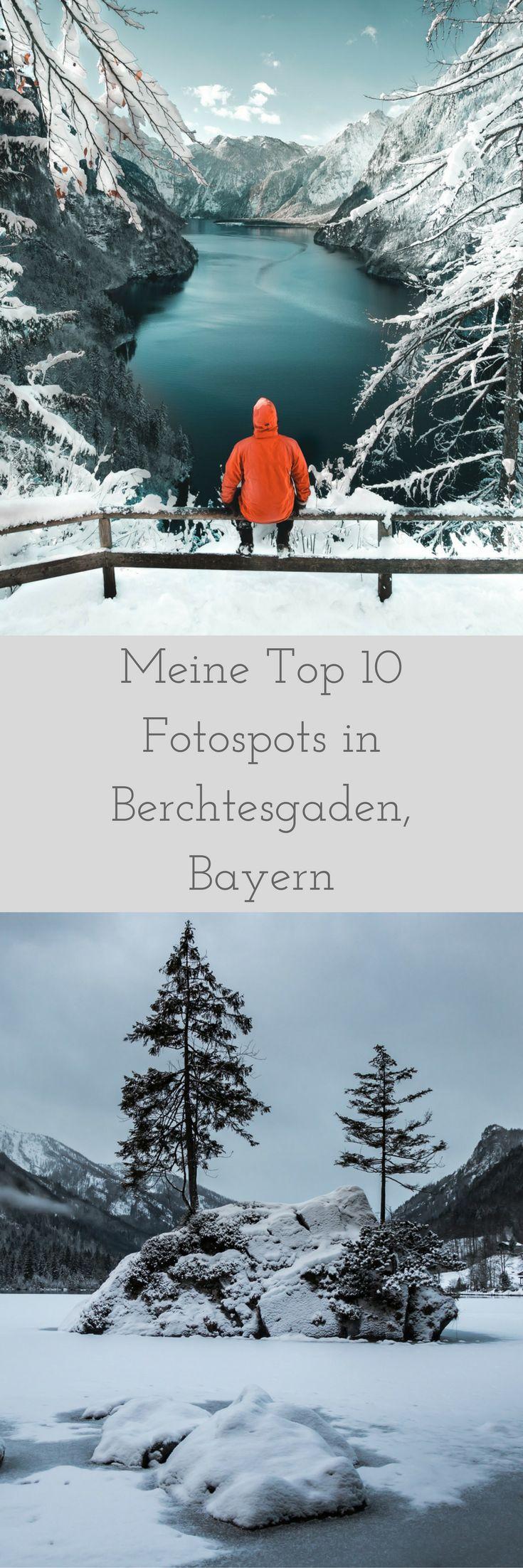 Berchtesgaden Fotospots   Die Highlights