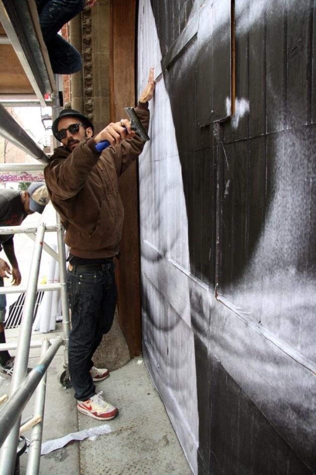 Artiste JR !!