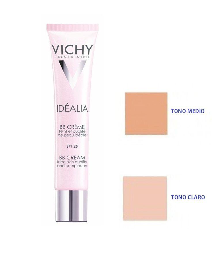 @farmacrema te trae #Vichy #idealia #BBCream en dos tonos, oscuro y claro, para adaptarse a todos los tonos de piel.  Mustra un #aspectoradiante con #vichy #BBCream #Idealia y #farmacrema  http://www.farmacrema.com/productos/cosmetica-y-belleza-vichy-idealia-bb-cream-40-ml-060000  #maquillaje #farmacrema #BBCream #idealia #vichy #cosmética #belleza #ponteguapa