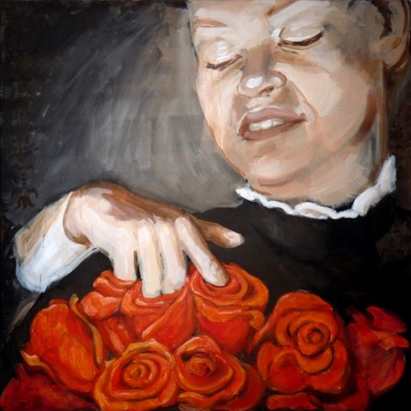 Lucia Dovičáková: Roses / Ruže (2011)