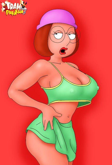 Meg Griffin Porn Pics 109