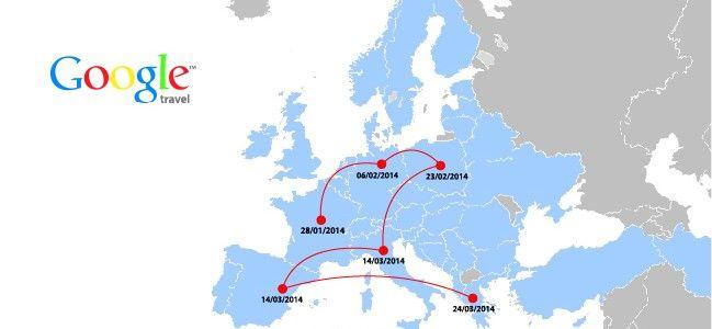Google poursuit son tour d'Europe contre le spam