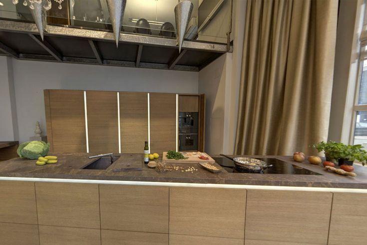 Drewniane meble kuchenne - HomeSquare Kitchen wood inspiration amazing