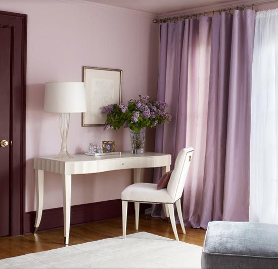 Benjamin moore violetta af 615 such a confident Sophisticated paint colors for living room