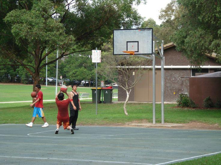 Waterloo Park & Kids Playground - Waterloo Road, Marsfield, NSW #Marsfield #Ryde #Park #Playground #Kids #CityofRyde #RydeLocal #Children #Basketball #Fitness