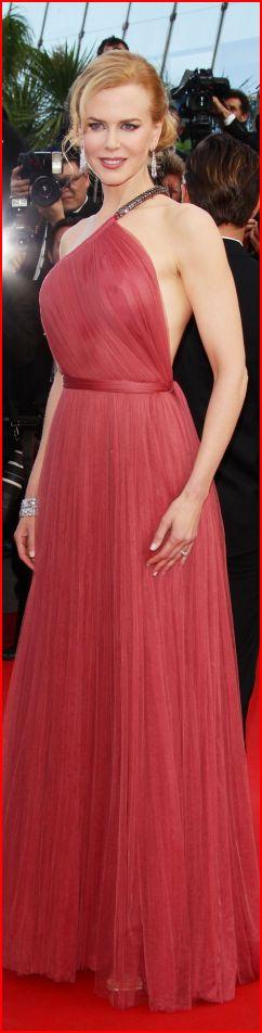 Николь Кидман, Каннский кинофестиваль, 2012 год