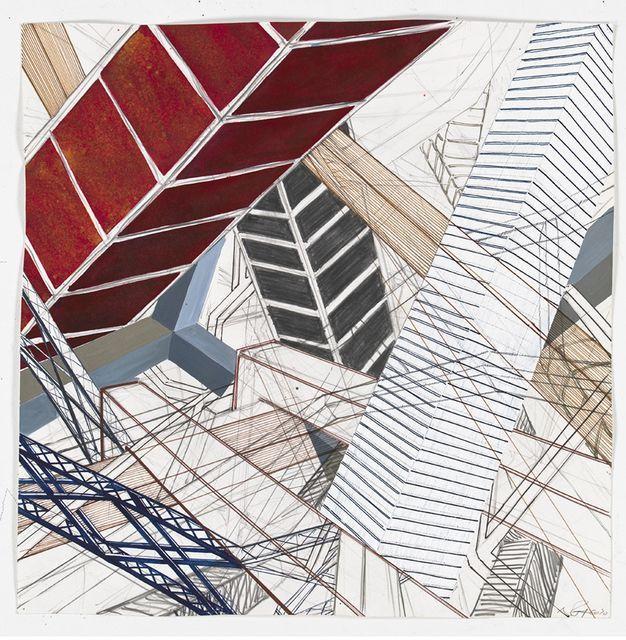 Nicola López, 'Bits of Aftermath 3  ,' 2011, Zane Bennett Contemporary Art