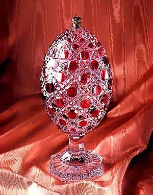 Carl Faberge Eggs
