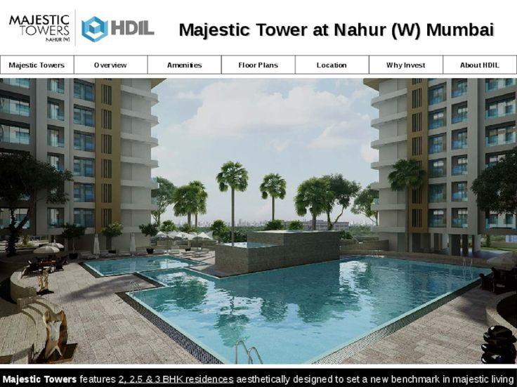 Majestic Towers - Luxurious Properties for Sale in Nahur Mumbai