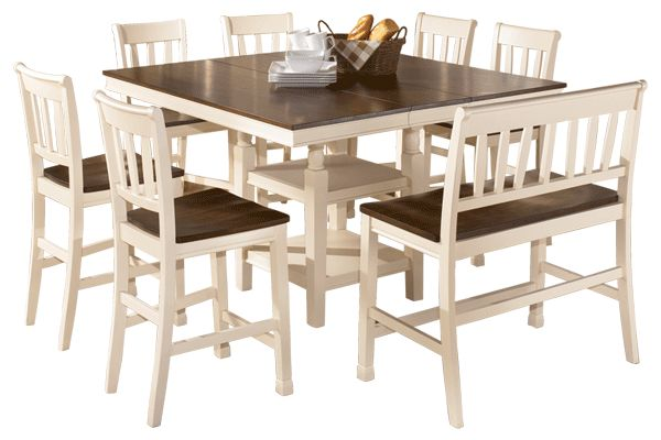 15 Best Counter Height Tables Images On Pinterest Table Settings Dining Room Sets And Dining