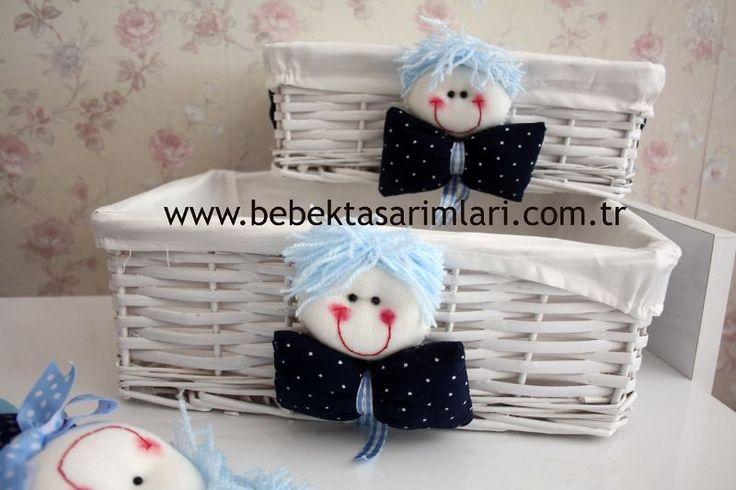 Bebek Sepetleri / 2li Bebek Sepeti