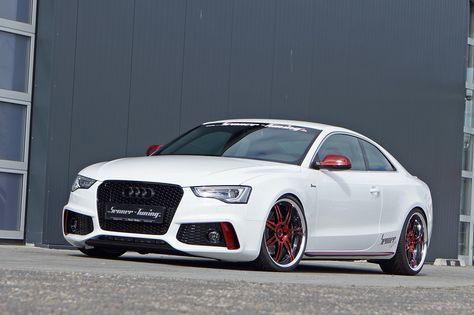 Senner Tuning Sharpens up the Facelifted Audi S5 Coupe
