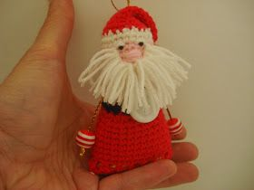Amigurumis Navideños Patrones Gratis : 236 best navidad amigurumi images on pinterest crochet christmas