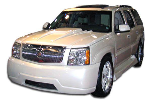 2002-2006 Cadillac Escalade Duraflex EXT ESV Platinum 2 Body Kit - 4 Piece