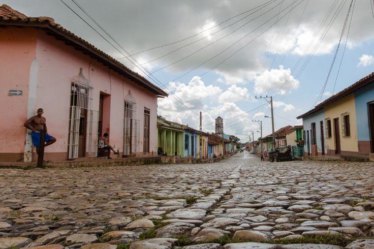 Trinidad Kuba Gassen