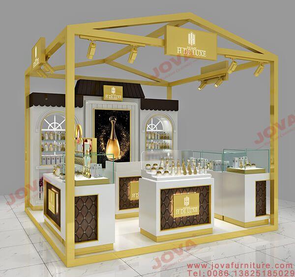 عطر كشك Kiosk Design Store Design Design