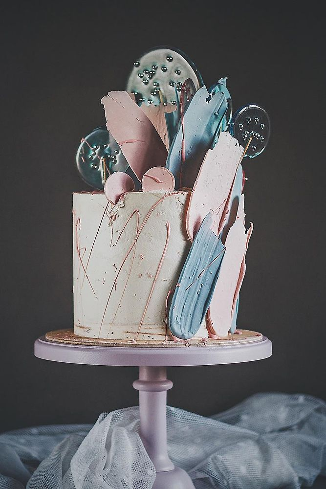 Astonishing 30 Beautiful Wedding Cakes The Best From Pinterest Cool Wedding Personalised Birthday Cards Beptaeletsinfo