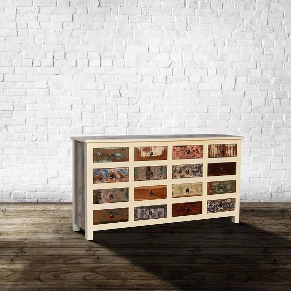 #Rustic Caribi #Sideboard by OBUZI. #Recycled #Furniture