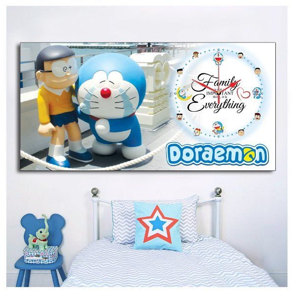 Unduh 470 Koleksi Gambar Doraemon Di Dinding Kamar Paling Keren