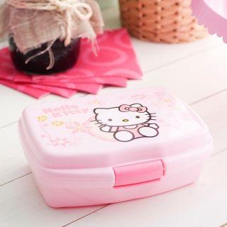 Śniadaniówka / Pojemnik plastikowy na kanapki HELLO KITTY SMALL