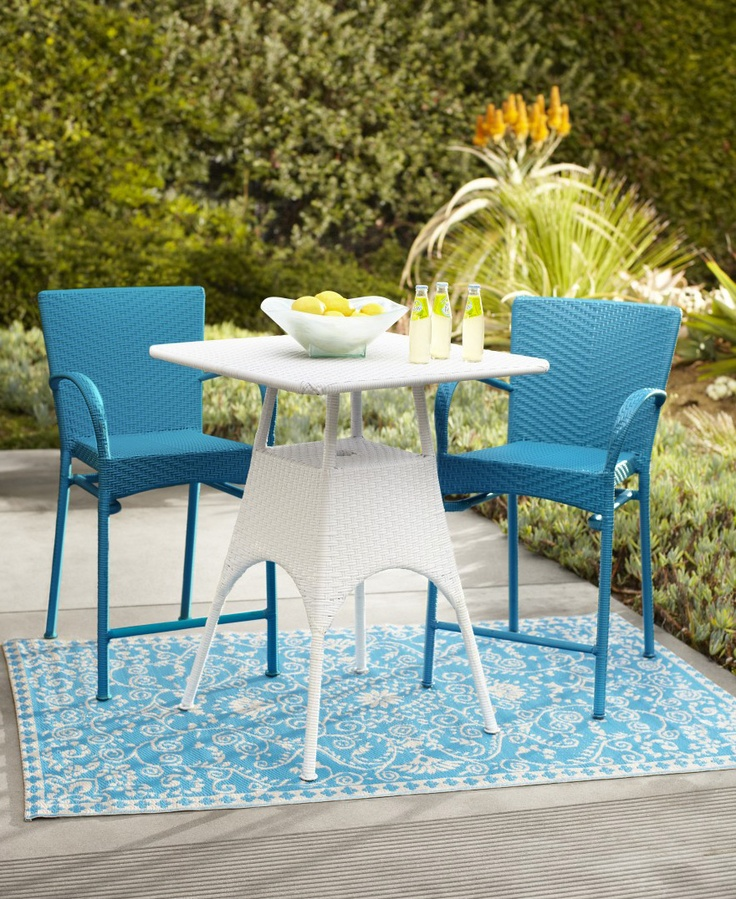 Pier 1 Ciudad Patio Collection Table And Chairs   Canu0027t Wait For Summer!
