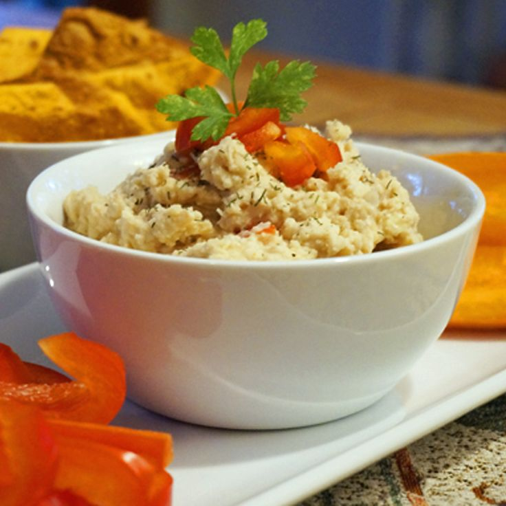 ... and Tapas on Pinterest | Red pepper hummus, Hummus dip and Ceviche