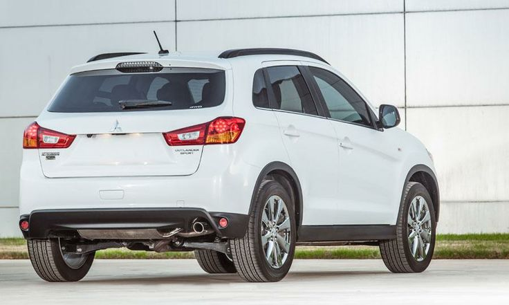 suvs | Mitsubishi Outlander Sport Rear – 10 Best SUVs 2014, picture size ...
