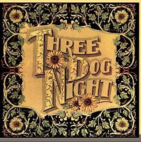 Three Dog Night at Banana's Nightclub in Albany, GA; 1981