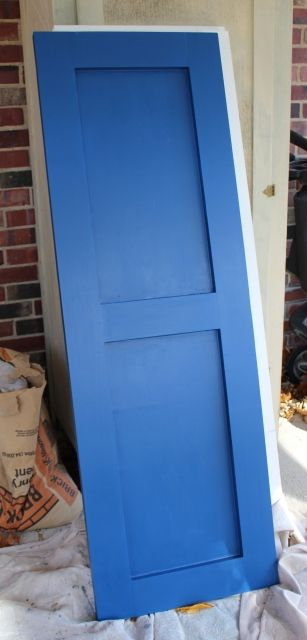 build-your-own shutters. helpful cause our windows are all wonky-shaped and custom shutters are crazy expensive.