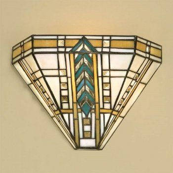 7 best Wall Lights images on Pinterest | Art deco lighting, Art deco ...