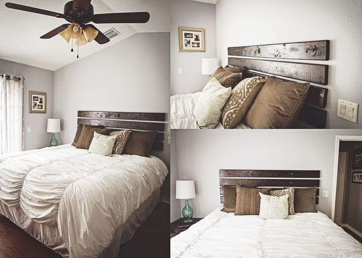 17 best ideas about homemade headboards on pinterest Homemade headboard ideas cheap