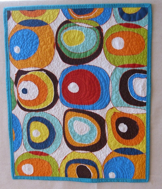 cool circle quilt