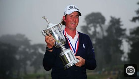US Open Golf 2012 - PGA Tour Confidential, Webb Simpson wins U.S. Open | GOLF.com    Simpson was able to hold it together while all others were falling apart. The win over the last two champions must have been satisfying.